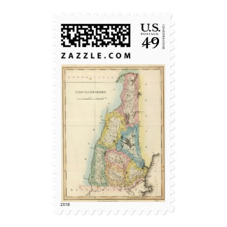 New Hampshire 5 Stamps