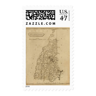 New Hampshire 6 Postage Stamp