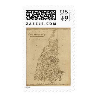 New Hampshire 6 Postage Stamp