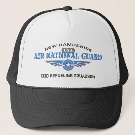 78faa739573 New Hampshire Air National Guard Trucker Hat