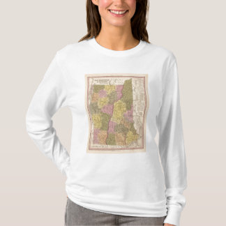 New Hampshire and Vermont 2 T-Shirt