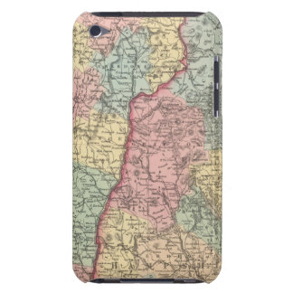 New Hampshire and Vermont 3 iPod Case-Mate Case