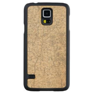New Hampshire and Vermont Maple Galaxy S5 Slim Case