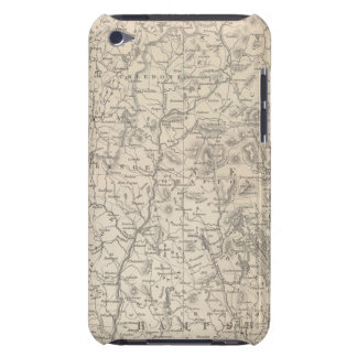 New Hampshire and Vermont iPod Touch Case
