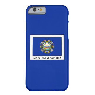 New Hampshire Barely There iPhone 6 Case
