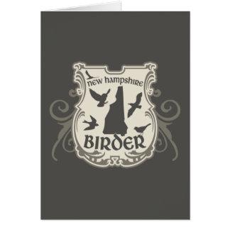 New Hampshire Birder Card