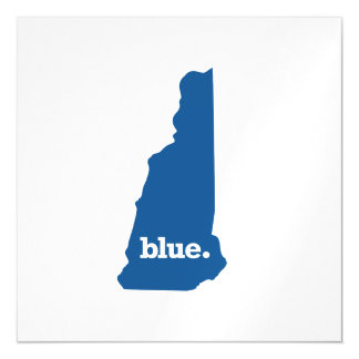 NEW HAMPSHIRE BLUE STATE MAGNETIC CARD