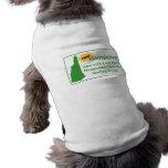 New Hampshire Camiseta De Perro