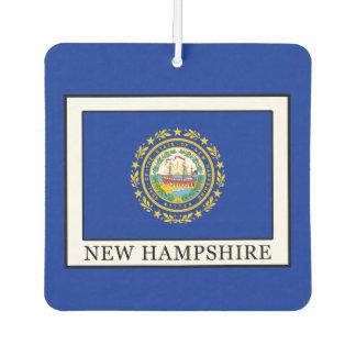 New Hampshire Car Air Freshener