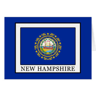New Hampshire Card