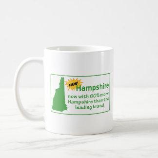 New Hampshire Coffee Mug