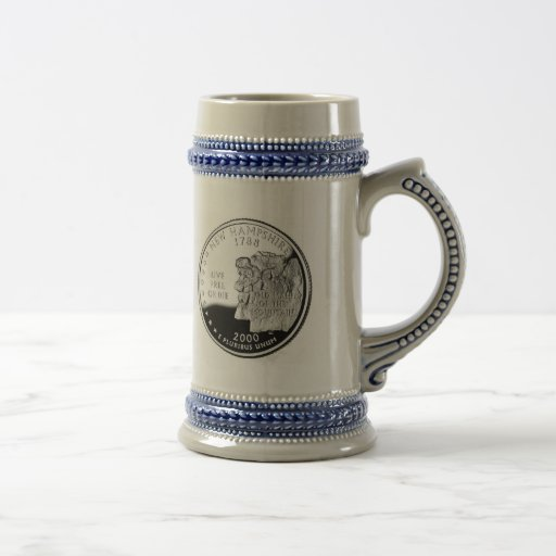 New Hampshire Coffee Mugs