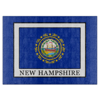 New Hampshire Cutting Board