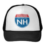 New Hampshire de un estado a otro NH Gorros