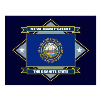 New Hampshire Diamond Postcard