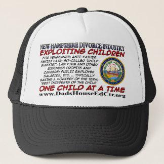 New Hampshire Divorce Industry.. Trucker Hat
