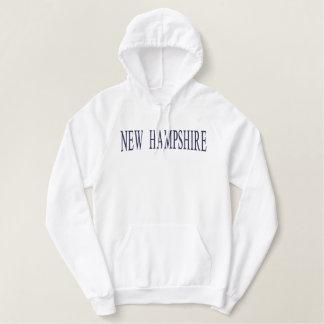 New Hampshire Embroidered Sweatshirt