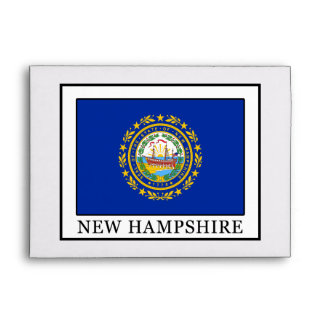 New Hampshire Envelope