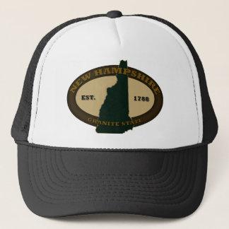 New Hampshire Est. 1788 Trucker Hat
