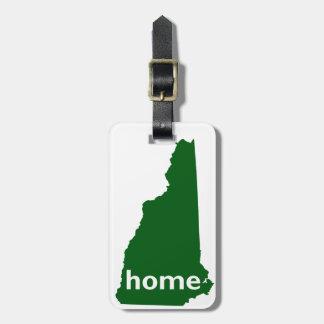 New Hampshire Etiquetas Maleta
