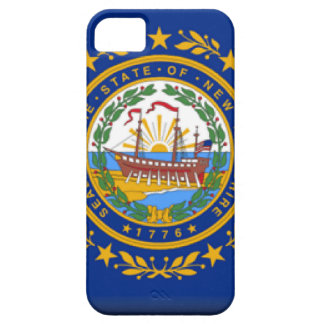 New Hampshire Flag iPhone 5 Cases