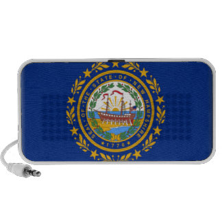 New Hampshire Flag Speakers