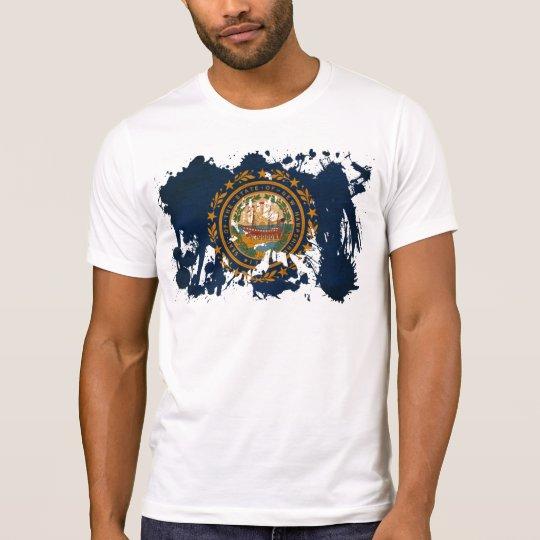 New Hampshire Flag T-Shirt
