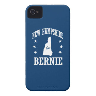 NEW HAMPSHIRE FOR BERNIE SANDERS iPhone 4 Case-Mate CASES