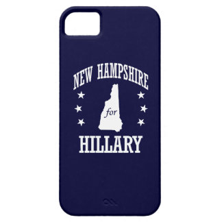 NEW HAMPSHIRE FOR HILLARY iPhone 5 CASE