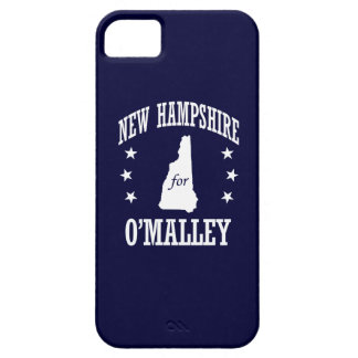 NEW HAMPSHIRE FOR  O'MALLEY iPhone 5 CASES