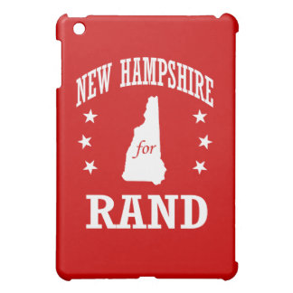 NEW HAMPSHIRE FOR RAND PAUL CASE FOR THE iPad MINI