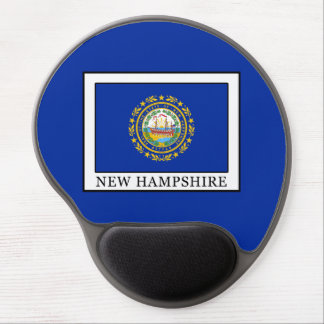 New Hampshire Gel Mouse Pad