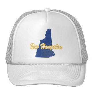 New Hampshire Gorro De Camionero