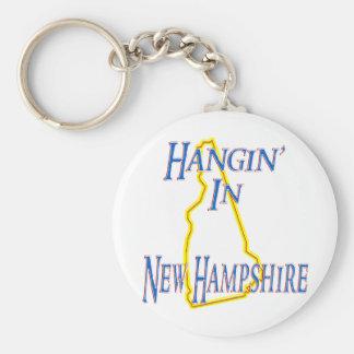 New Hampshire - Hangin' Key Chain