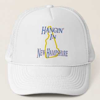 New Hampshire - Hangin' Trucker Hat