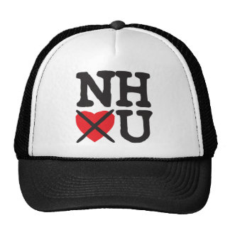 New Hampshire Hates You Hats