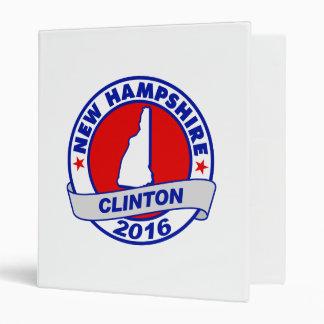 new hampshire Hillary Clinton 2016.png Binder
