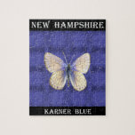 New Hampshire Karner Blue Butterfly Puzzles