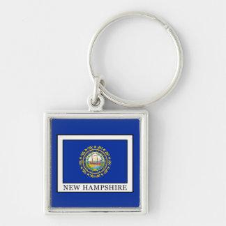 New Hampshire Keychain