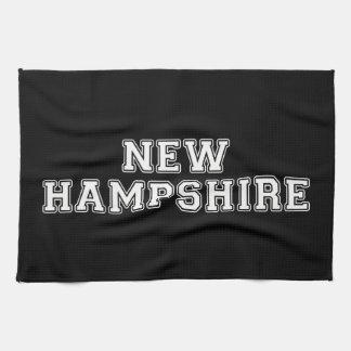 New Hampshire Kitchen Towel