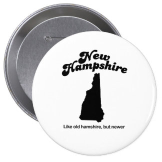 New Hampshire - Like old Hampshire but new Button