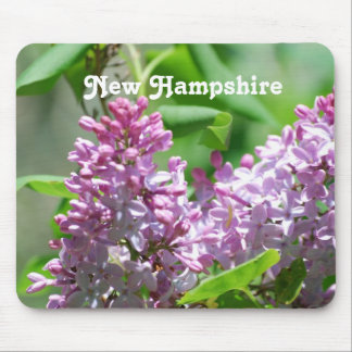 New Hampshire Lilacs Mouse Pad