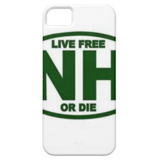 New Hampshire Live Fee or Die iPhone SE/5/5s Case