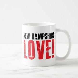 New Hampshire Love Mug