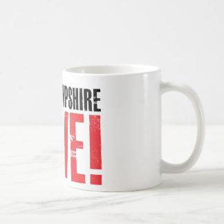 New Hampshire Love Coffee Mugs