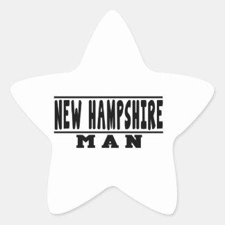 New Hampshire Man Designs Star Stickers