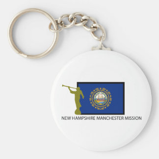 NEW HAMPSHIRE MANCHESTER MISSION LDS CTR KEY CHAINS