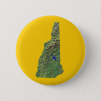 New Hampshire Map Button