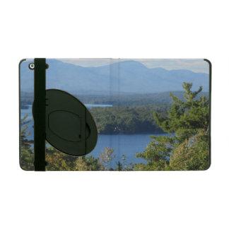 New Hampshire Mountain Lake iPad Folio Case