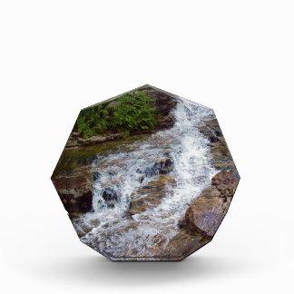 New Hampshire Mountain Water Acrylic Award